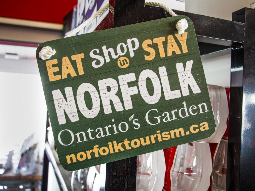 What to Eat and Drink in Norfolk County